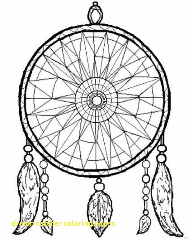 650x822 Dream Catcher Coloring Pages With Native American Dreamcatcher