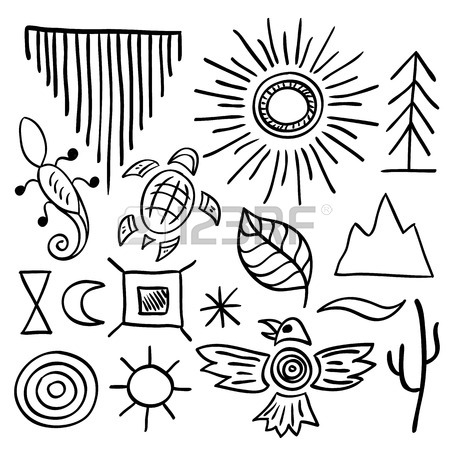 450x450 Hand Drawn Doodle Vector Elements Set (Vol. 9 Of 9). Native