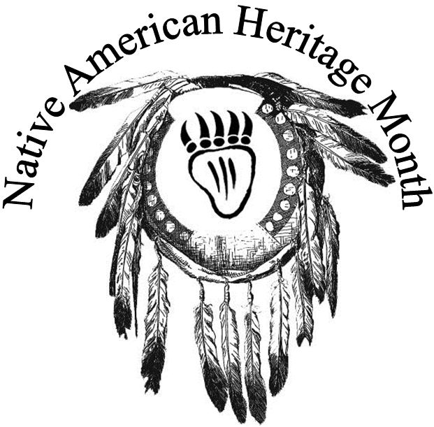 621x611 Native American Heritage Clipart