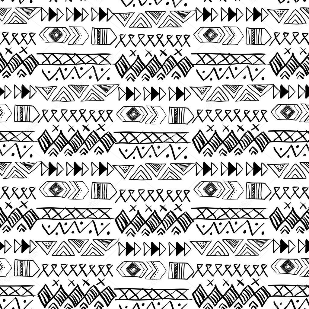 1024x1024 Native American Seamless Pattern Stock Vector Lianella