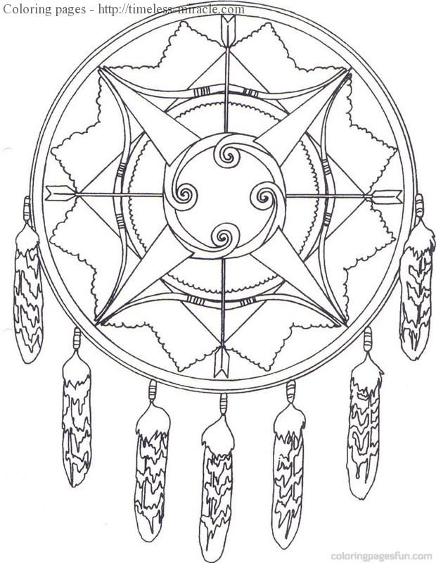 620x800 Native American Symbols Coloring Pages P And International