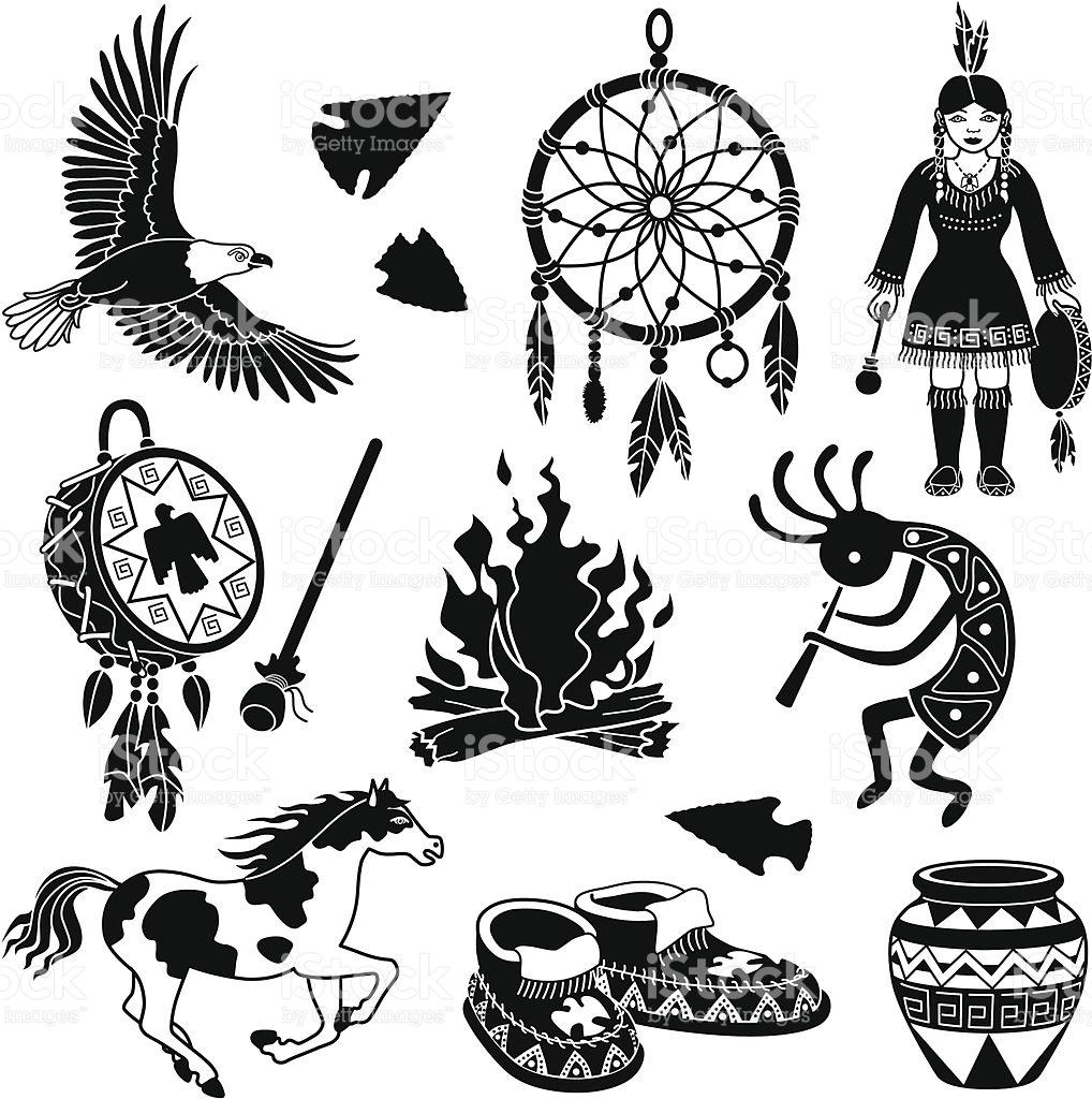 native american symbols drawing at getdrawings com free for rh getdrawings com native american symbols clip art free Native American Clip Art Borders