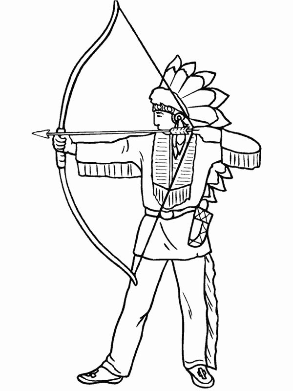 600x800 native american warrior coloring book american indian coloring