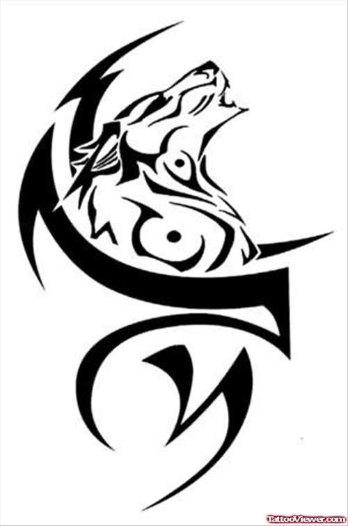 500x755 Best Design For Wolf Tattoo Tattoo