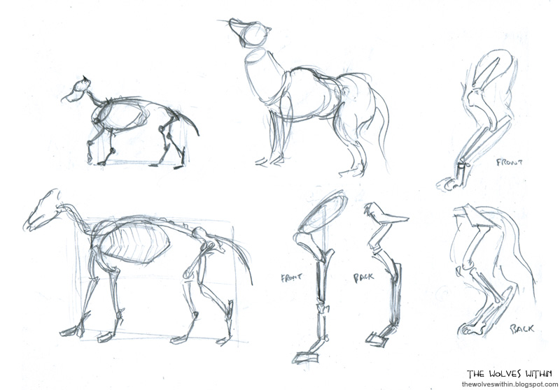 800x558 The Wolves Within Wolf Sketchesreference