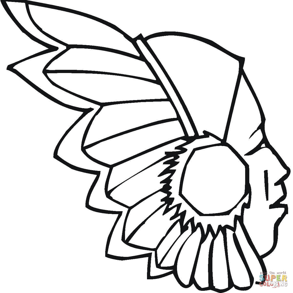 Native Americans Drawing at GetDrawings.com | Free for personal use ...