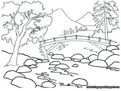 400x300 Coloring Pages Scene Nativity Ideas Drawing Of On Coloringdownload