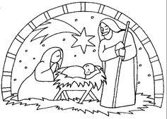 236x169 Scene Bible Coloring