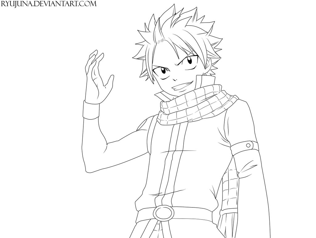 It's just a graphic of Breathtaking natsu coloring pages