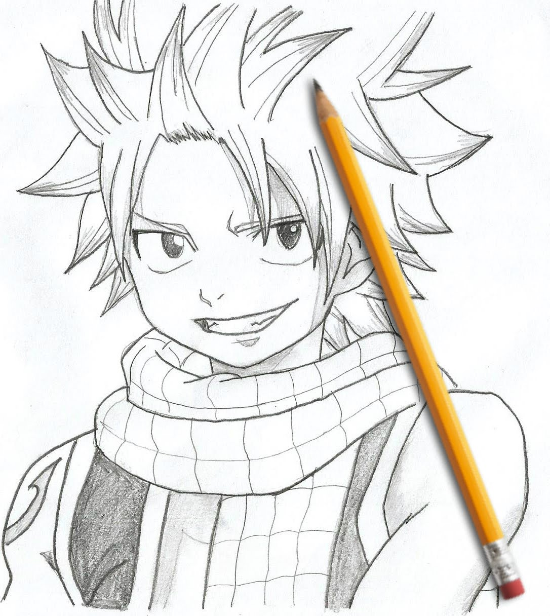 The Best Free Natsu Drawing Images Download From 212 Free
