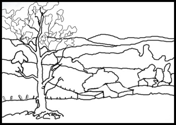 350x250 Perspective Drawing Help Free Art Lessons Amp Gallery With Julie Duell