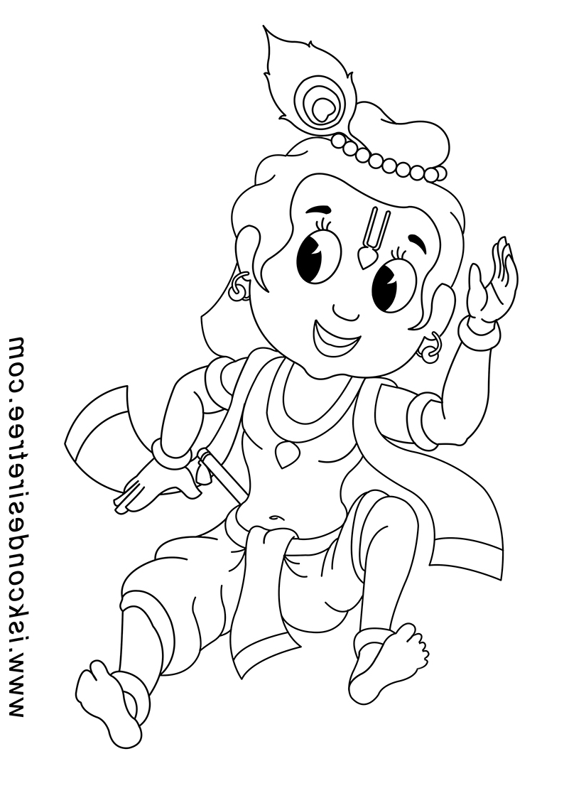 794x1123 All Images Of Nature Krishna Draw