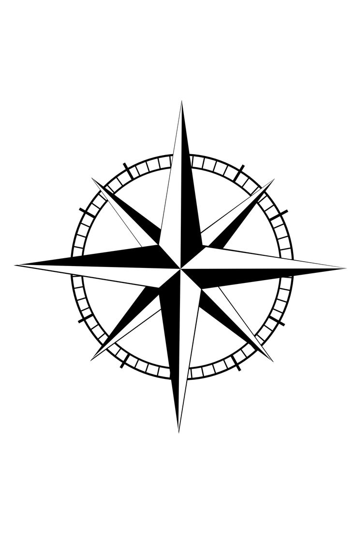 Nautical Star Drawing At Getdrawings Com Free For Personal Use