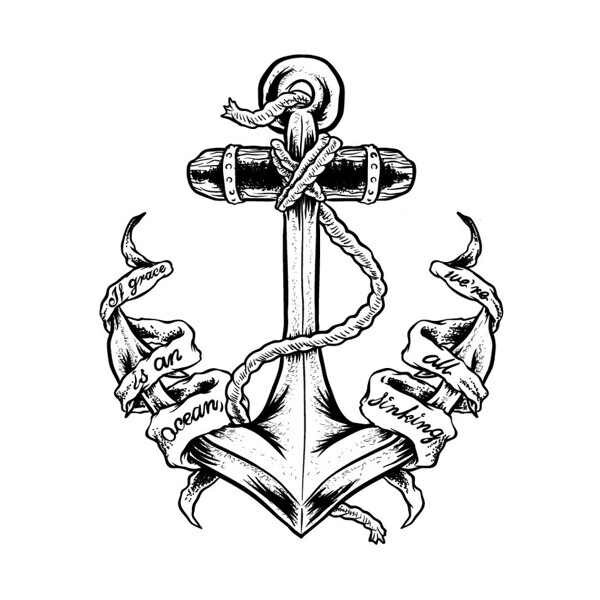 600x600 Anchor Tattoo Art Tattoo Art And Tattoo
