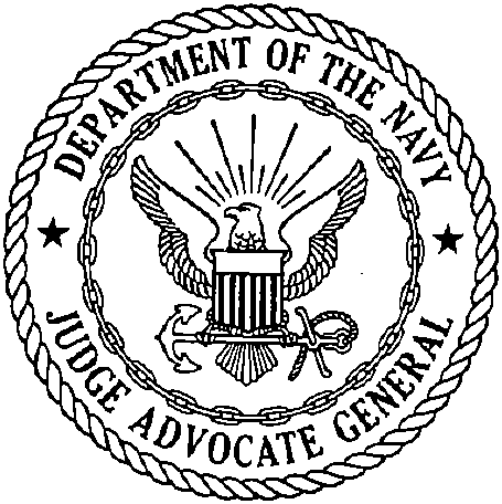 455x456 Judge Advocate General Of The Navy