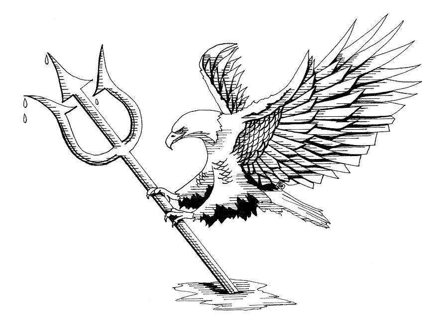 900x654 Navy Seals Drawing By Scarlett Royal