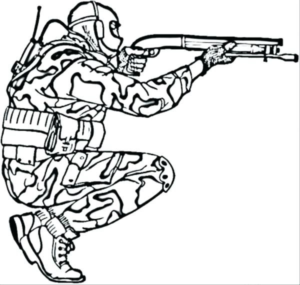 600x570 Navy Seal Coloring Pages Navy Seal Coloring Pages For Kids