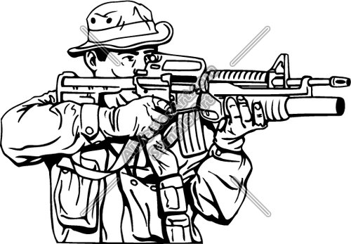 500x347 Navy Seal Coloring Pages Navy Seal Coloring Pages For Kids