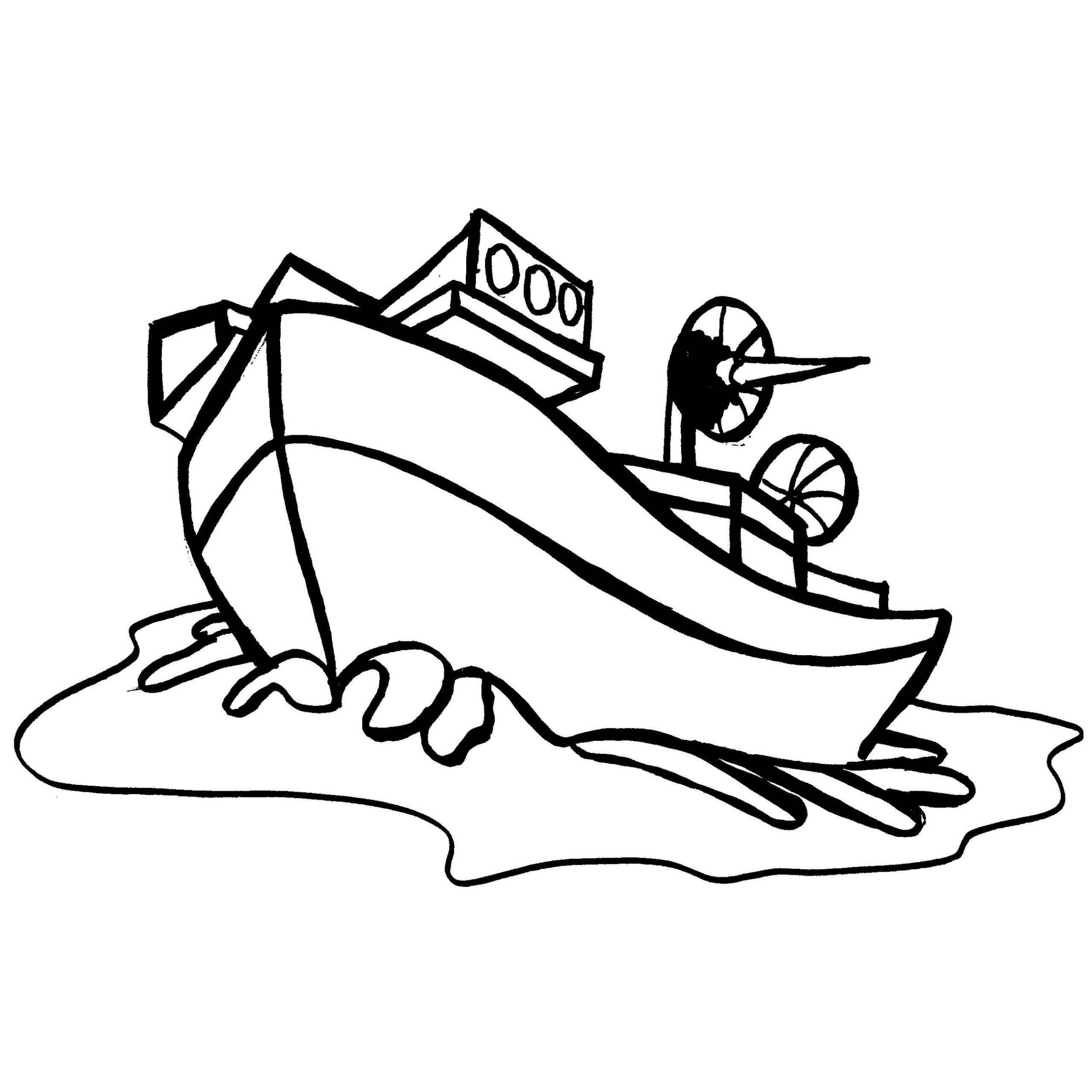 2560x2560 Free Printable Navy Ship Coloring Pages For Boys