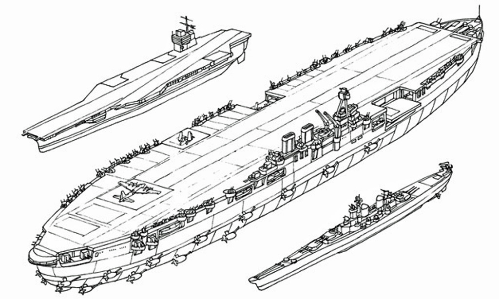 1024x614 The Largest Aircraft Carrier In The World (English Version)
