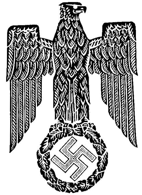 Nazi Drawing