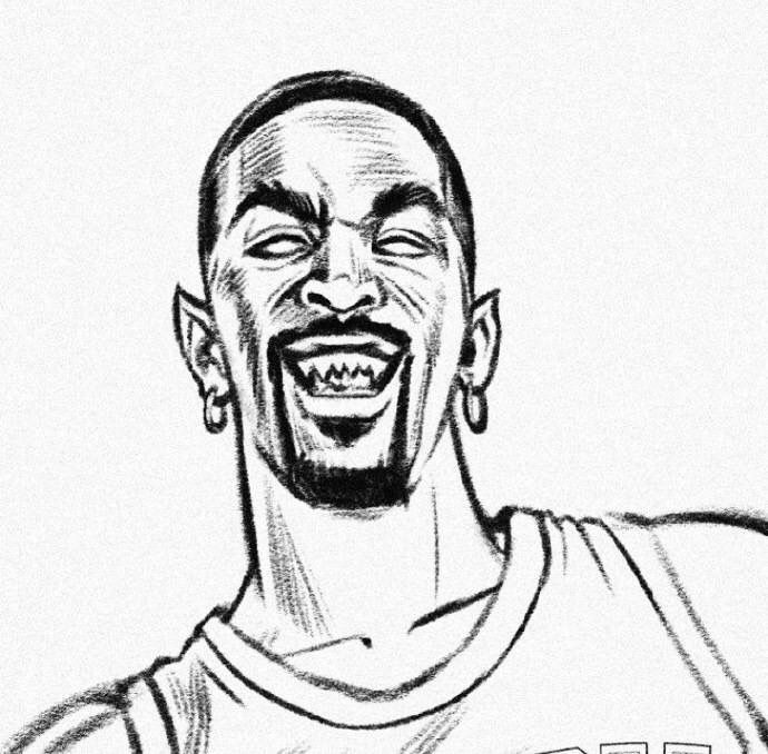 NBA Drawing