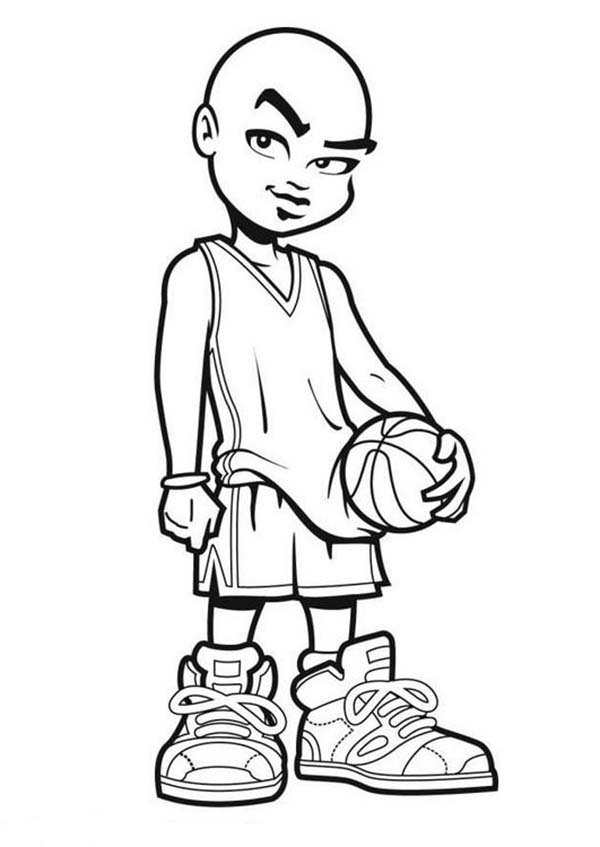 Nba Player Drawing at GetDrawings.com | Free for personal use Nba ...