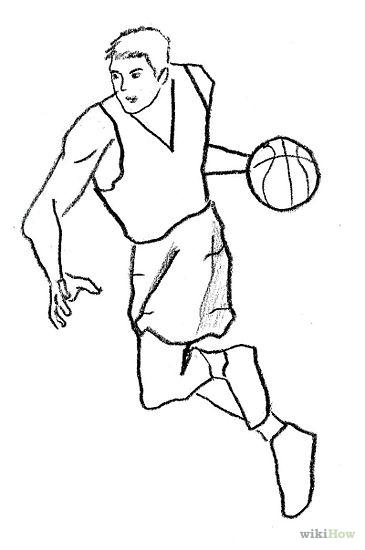 Nba Players Drawing