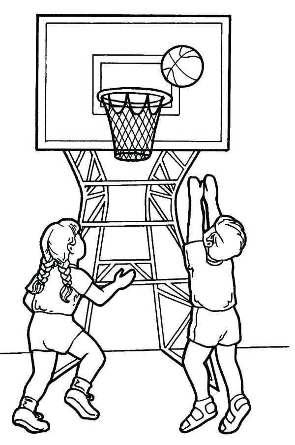 Nba Players Drawing at GetDrawings   Free download