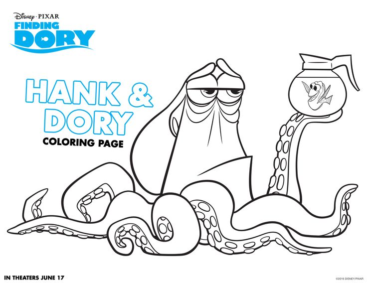 Finding Nemo Coloring Pages Disney Images On 1 736x568 76 Best AK