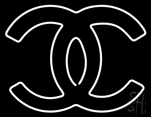 500x387 Chanel Neon Sign Business Neon Signs Neon Light