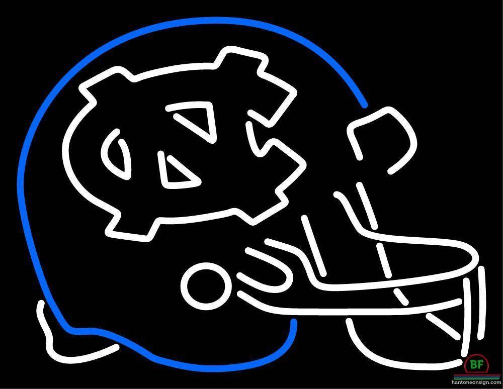 1000x774 North Carolina Tar Heels Neon Sign Ncaa Teams Neon Light Neon