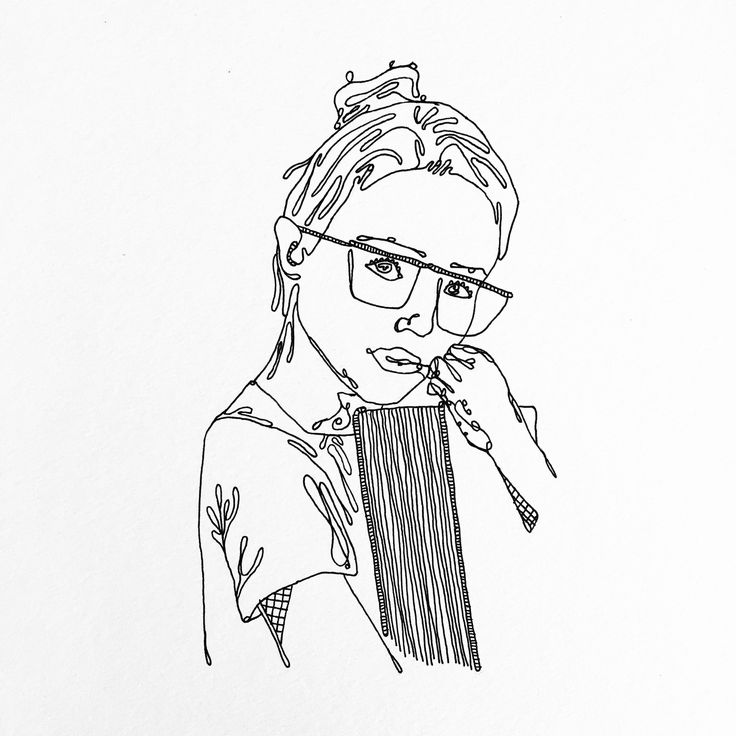 Nerd Drawing