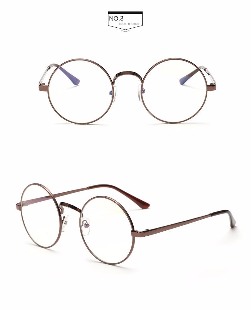 800x985 2018 Wholesale Korean Gold Glasses Frames Nerd Glasses Eyeglasses