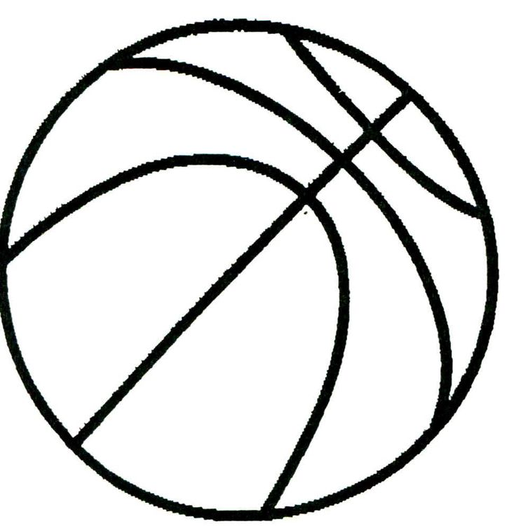 736x751 27 Images Of Printable Basketball Template