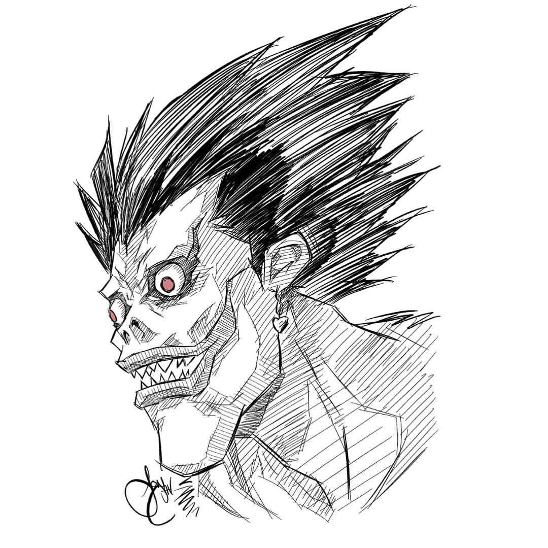 1080x1080 Jon Somebody So I Officially Hate Netflix's Death Note So