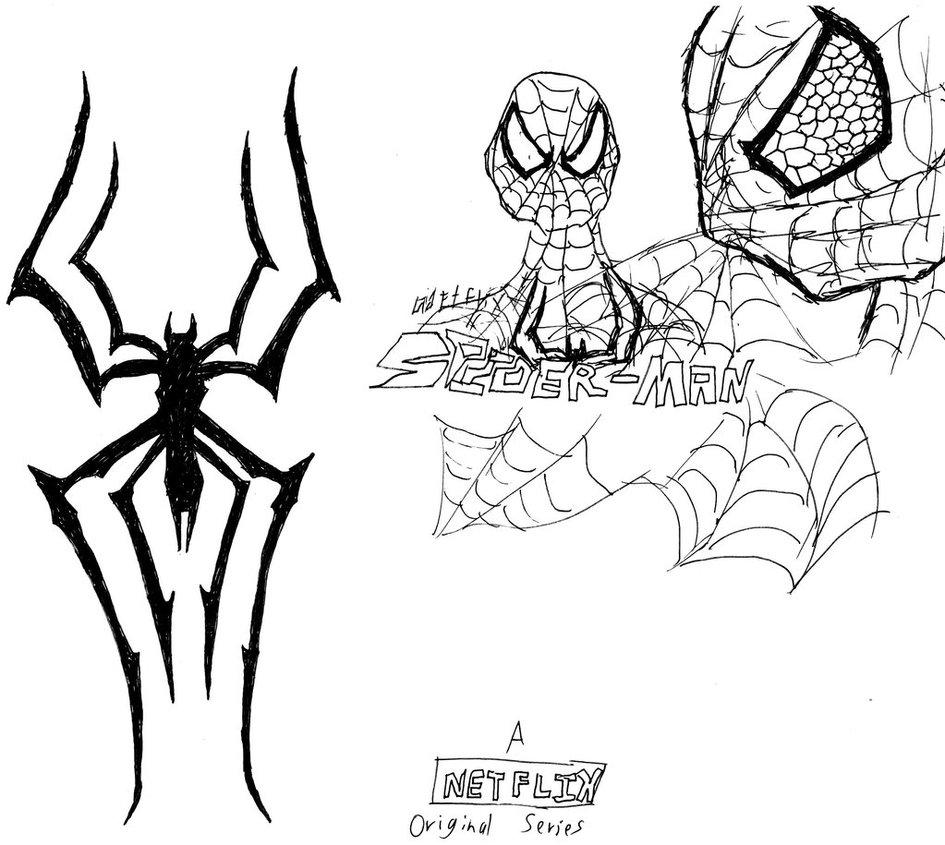945x845 Netflix Original Series Marvel's Spider Man By Tolerantcoot6