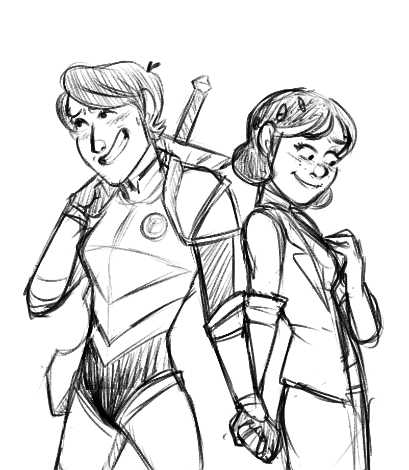 802x921 Trollhunters Is So Amazing And Im Really Emotional About These Two