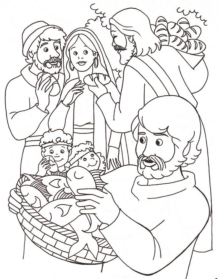 736x934 Jesus Make Wine From Water Cute Miracles Of Coloring Pages