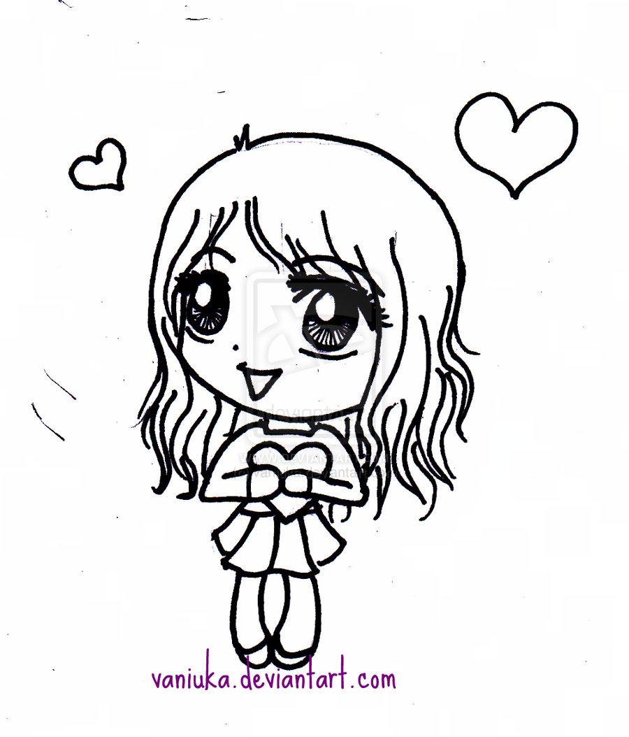 900x1054 Cute Love Drawings