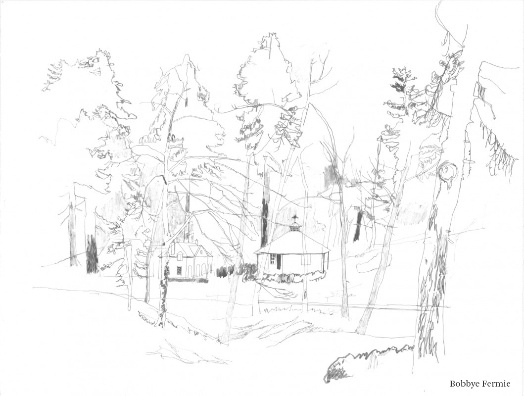 1059x800 Royal Drawing School Alumni Programme Bobbye Fermie New Work