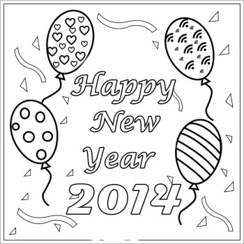 New Year Drawing Image at GetDrawings.com | Free for personal use ...