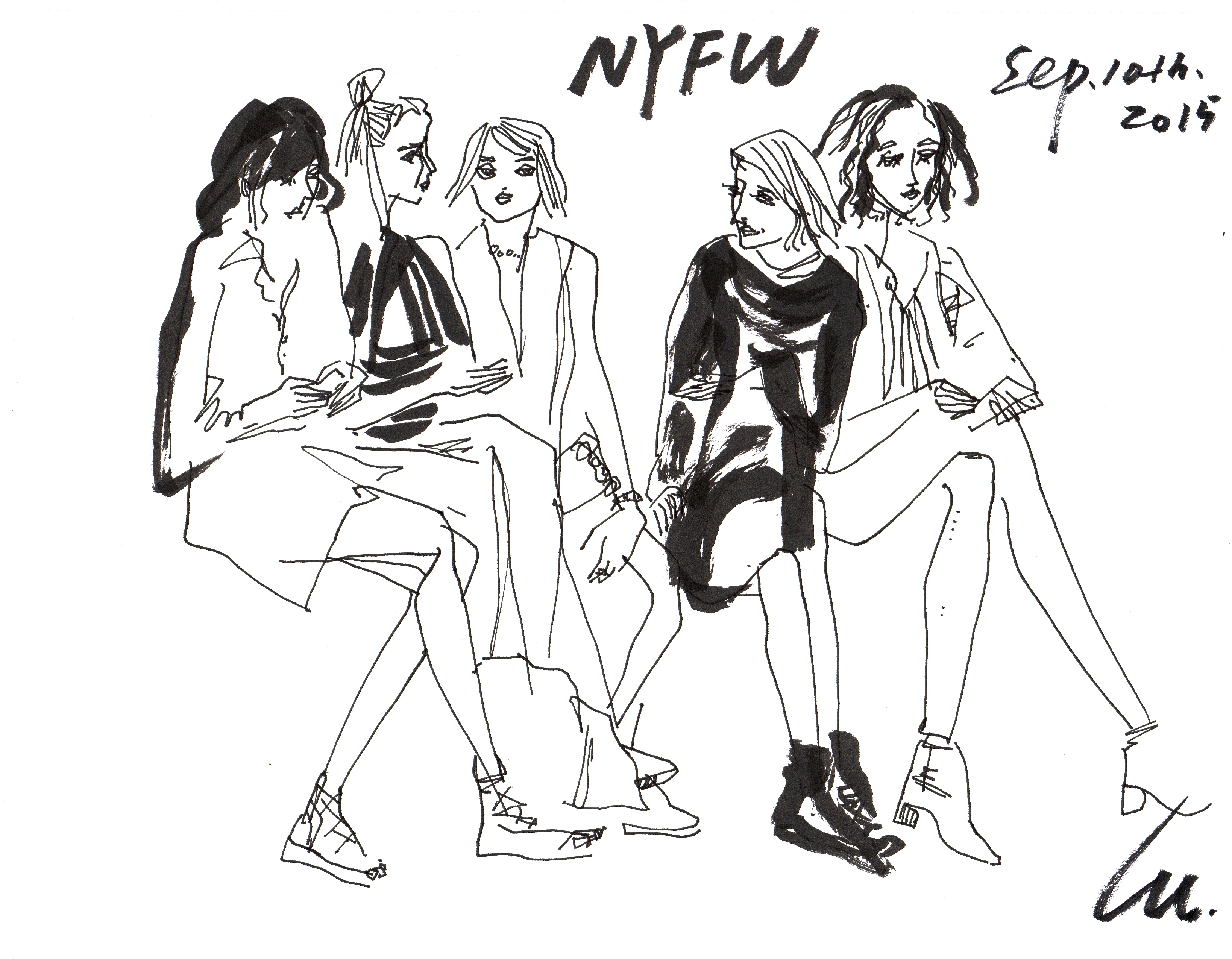 3276x2550 Lulu's Live Sketch
