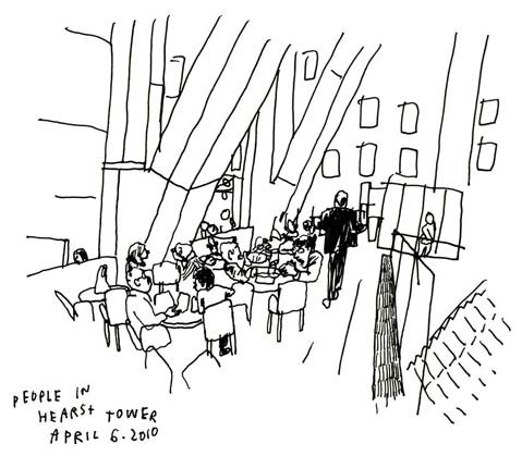479x419 Artist Jason Polan Wants To Draw Every Person In New York