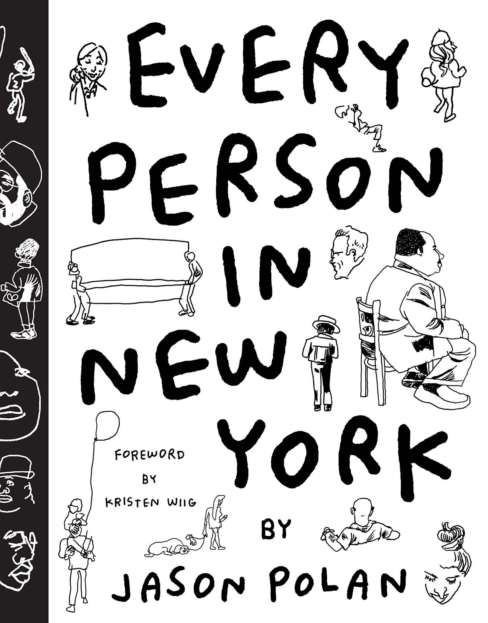 2005x2560 Drawing Every Person In New York Talking With Illustrator Jason