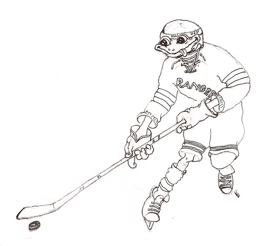 566x503 New York Rangers Coloring Pages Printable