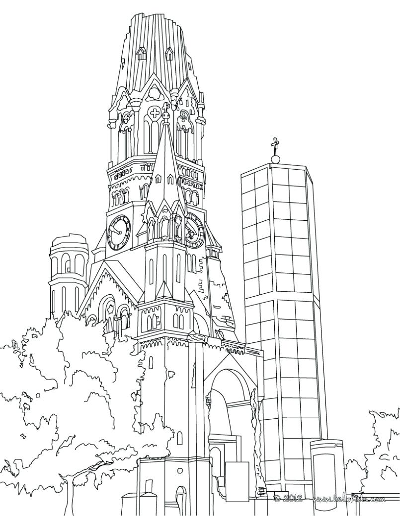 805x1040 Coloring Page ~ New York Coloring Pages Large Size Of Printable