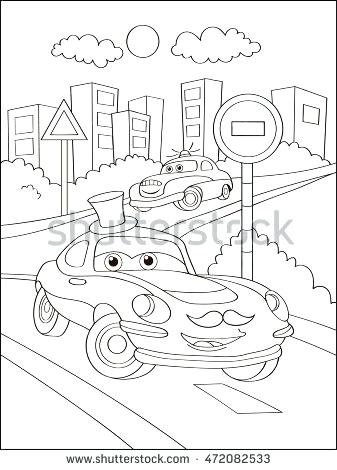 337x470 City Coloring Page New York City Skyline Coloring Pages