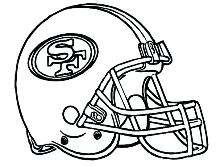 700x541 Football Coloring Pages Trend Football Helmet Coloring Pages
