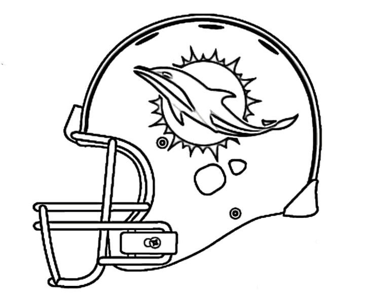 736x585 It S Here Miami Dolphins Coloring Pages Learn How To Draw Logo Nfl